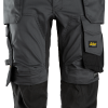 6142 AllroundWork Pantacourt en tissu extensible avec poches holster