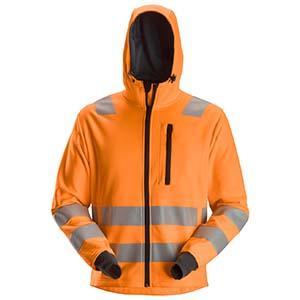 8039 Allround sweat shirt à capuche avec fermeture à glissière