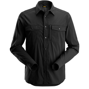8521 Chemise à manches Ripstop