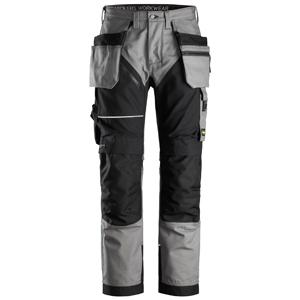 Pantalon+ avec poches holster, Toile+