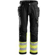 Pantalon coton haute visibilité