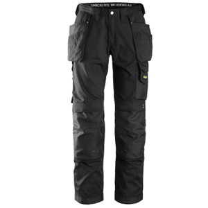 antalon d'artisan avec poches holster, CoolTwill