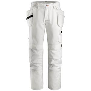 Pantalon de peintre avec étui poches
