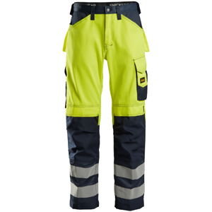 Pantalon haute visibilité, Classe 2