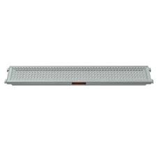 Plancher Acier opti-line 1,57 x 0.32 m