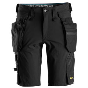 Short avec poche holter détachables