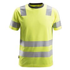 T-shirt haute visibilité, Classe 2