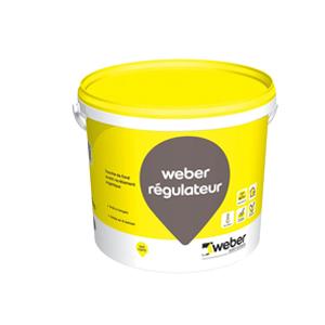 Weber régulateur