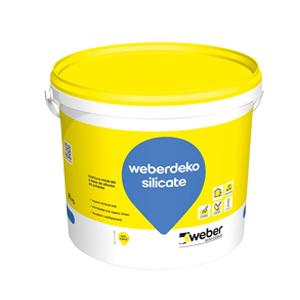 Weberdeko silicate
