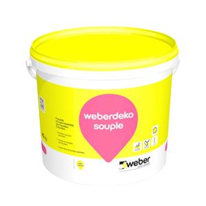 Weberdeko souple