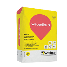 Weberlite G - 25kg