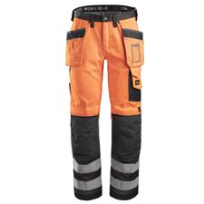 pantalon avec poches étui