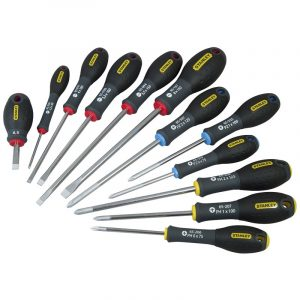 tournevis-electricien-mecanicien-phillips-pozidriv-mallette-de-12-pieces-fatmax-stanley-0-65-426
