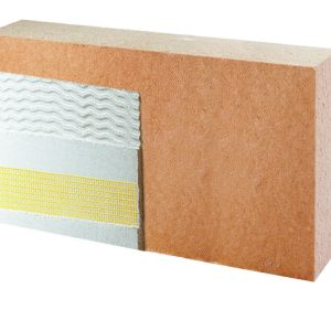 PAVAWALL-SMART - Panneau isolant à crépir pour support continu : murs maçonnés, murs bois massifs, béton.