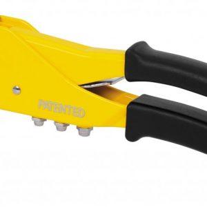 Stanley - Pince à rivets tête pivotante MR77