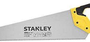 Stanley - Scie égoïne JetCut coupe fine
